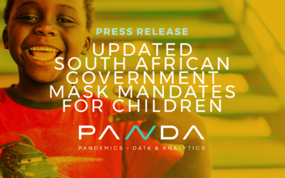 PANDA Responds to Updated South African Government Mask Mandates
